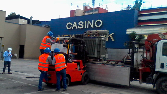 casino new york pershing